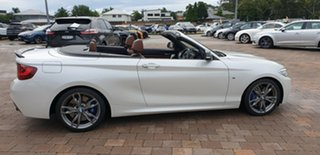 2015 BMW M235i Convertible.