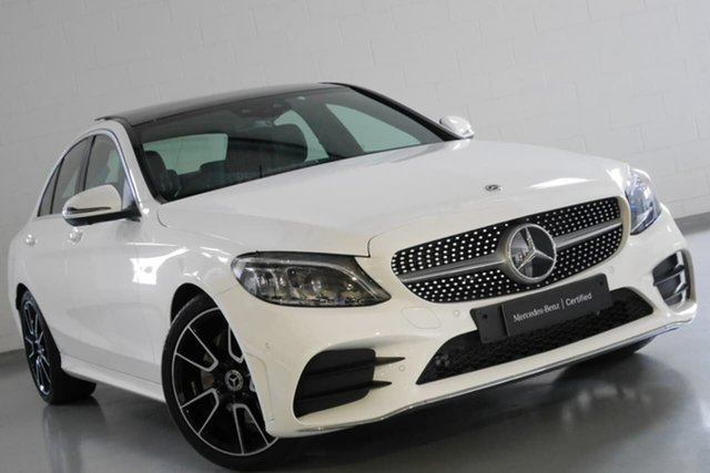 Used Mercedes-Benz C200 9G-Tronic, Narellan, 2018 Mercedes-Benz C200 9G-Tronic Sedan