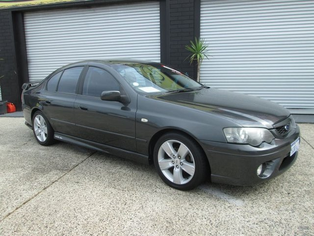 Used Ford Falcon XR6, O'Connor, 2006 Ford Falcon XR6 Sedan