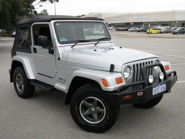 Used Jeep Wrangler 65th Anniversary, Maddington, 2006 Jeep Wrangler 65th Anniversary Softtop