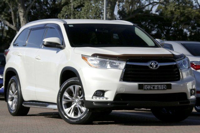 Used Toyota Kluger GXL AWD, Narellan, 2015 Toyota Kluger GXL AWD SUV