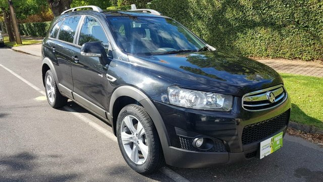 Used Holden Captiva 7 CX (4x4), Prospect, 2012 Holden Captiva 7 CX (4x4) Wagon
