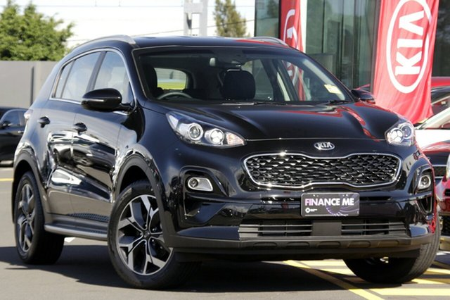 Demonstrator, Demo, Near New Kia Sportage AO Edition 2WD, Narellan, 2018 Kia Sportage AO Edition 2WD SUV
