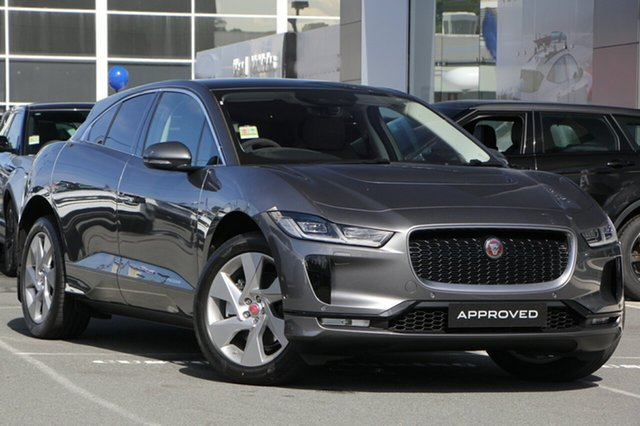 Demonstrator, Demo, Near New Jaguar I-Pace EV400 AWD SE, Maroochydore, 2018 Jaguar I-Pace EV400 AWD SE Wagon