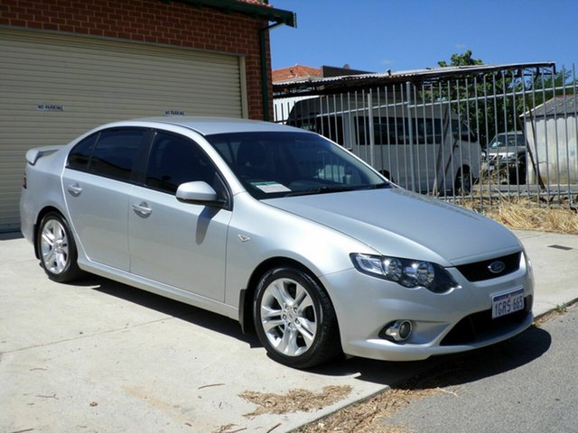 Used Ford Falcon XR6, Mount Lawley, 2011 Ford Falcon XR6 Sedan