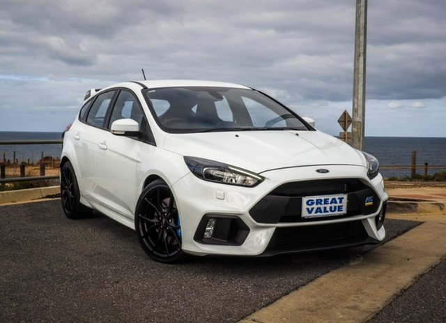 Used Ford Focus RS, Christies Beach, 2017 Ford Focus RS Hatchback