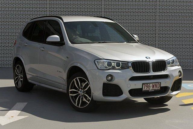 Used BMW X3 xDrive20d Steptronic, Southport, 2016 BMW X3 xDrive20d Steptronic Wagon