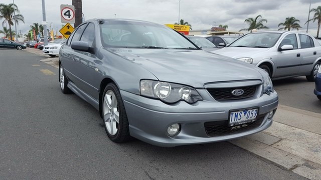 Used Ford Falcon XR6, Cheltenham, 2002 Ford Falcon XR6 Sedan