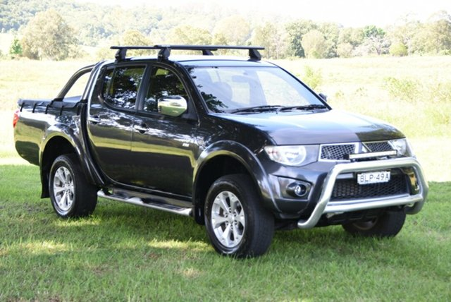 Used Mitsubishi Triton GLX-R Double Cab, Southport, 2010 Mitsubishi Triton GLX-R Double Cab Utility