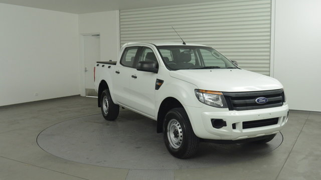 Used Ford Ranger XL Double Cab 4x2 Hi-Rider, Southport, 2014 Ford Ranger XL Double Cab 4x2 Hi-Rider Utility
