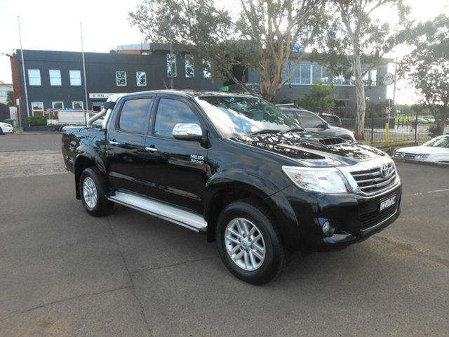 Used Toyota Hilux SR5 Double Cab, Nowra, 2015 Toyota Hilux SR5 Double Cab Utility