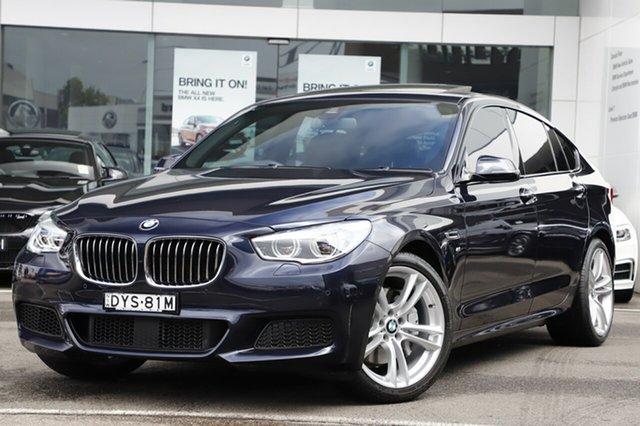 Used BMW 535i GT Luxury Line, Brookvale, 2017 BMW 535i GT Luxury Line Coupe