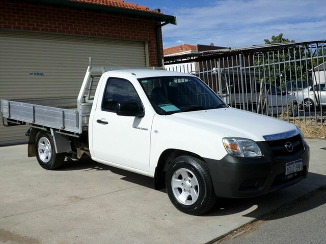 Used Mazda BT-50 DX 4x2, Mount Lawley, 2009 Mazda BT-50 DX 4x2 Cab Chassis