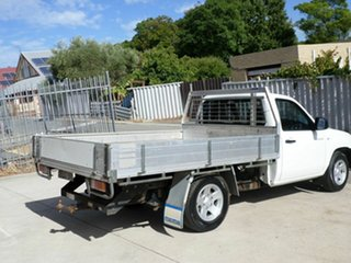 2009 Mazda BT-50 DX 4x2 Cab Chassis.