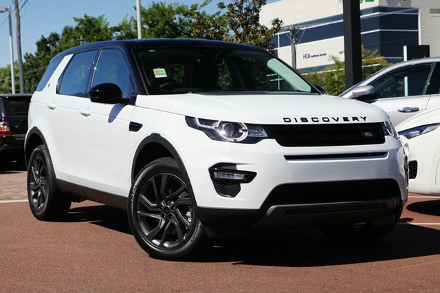 New Land Rover Discovery Sport SD4 HSE Luxury, Osborne Park, 2019 Land Rover Discovery Sport SD4 HSE Luxury Wagon