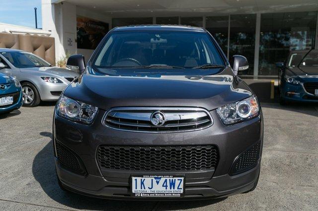 Used Holden Captiva 7 LS (FWD), Mulgrave, 2014 Holden Captiva 7 LS (FWD) CG MY14 Wagon