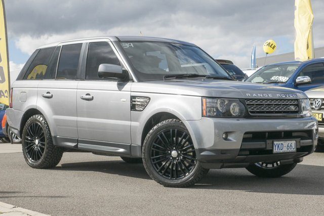 Used Land Rover Range Rover Sport SDV6 CommandShift Luxury, Phillip, 2011 Land Rover Range Rover Sport SDV6 CommandShift Luxury Wagon