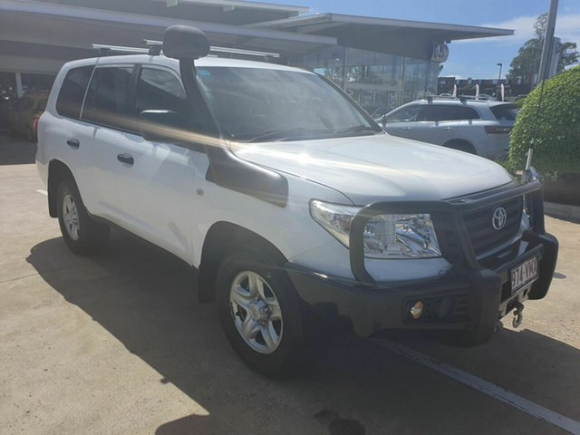 Discounted Used Toyota Landcruiser GX, Yamanto, 2012 Toyota Landcruiser GX Wagon