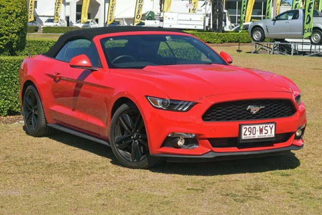 Used Ford Mustang SelectShift, Narellan, 2016 Ford Mustang SelectShift Convertible