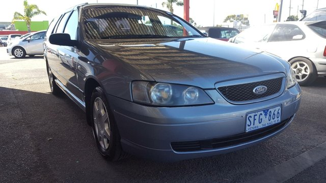 Used Ford Falcon XT, Cheltenham, 2003 Ford Falcon XT Wagon