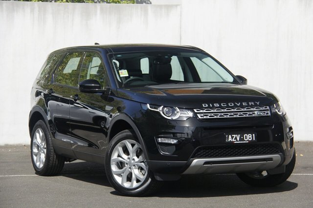 Discounted Demonstrator, Demo, Near New Land Rover Discovery Sport SD4 HSE, Malvern, 2018 Land Rover Discovery Sport SD4 HSE Wagon