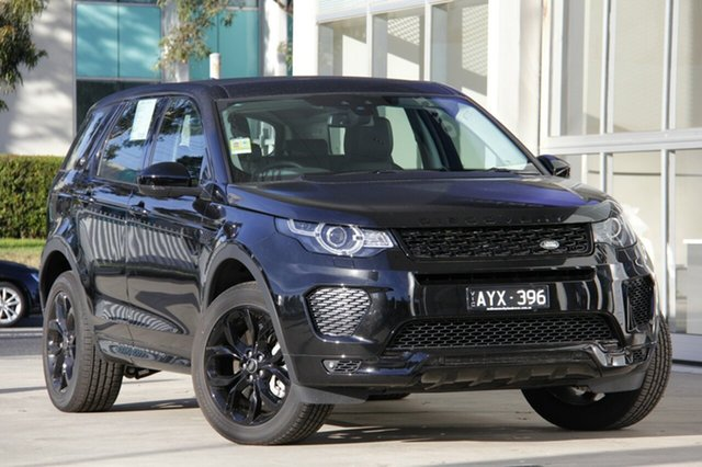 Demonstrator, Demo, Near New Land Rover Discovery Sport Si4 213kW SE, Port Melbourne, 2019 Land Rover Discovery Sport Si4 213kW SE Wagon