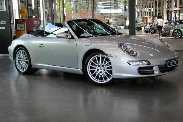 Used Porsche 911 Carrera, North Melbourne, 2005 Porsche 911 Carrera Cabriolet