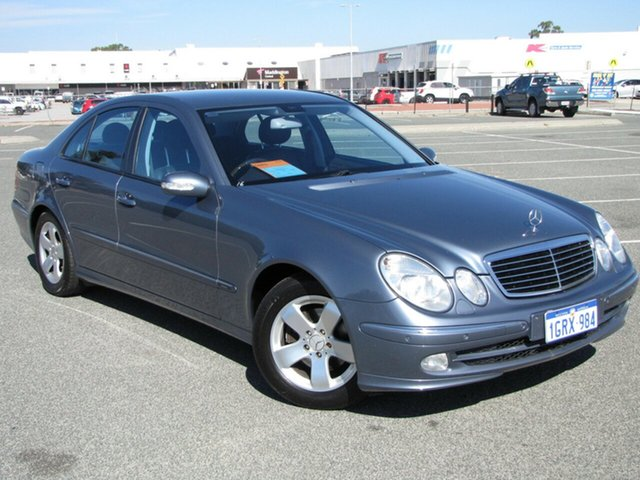 Used Mercedes-Benz E320 Avantgarde, Maddington, 2003 Mercedes-Benz E320 Avantgarde Sedan