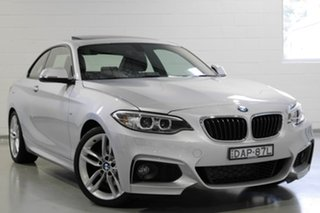 2015 BMW 220i M Sport Coupe.