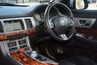 2012 Jaguar XF Premium Luxury Sedan.