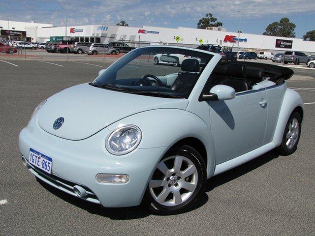 Used Volkswagen Beetle, Maddington, 2005 Volkswagen Beetle Cabriolet