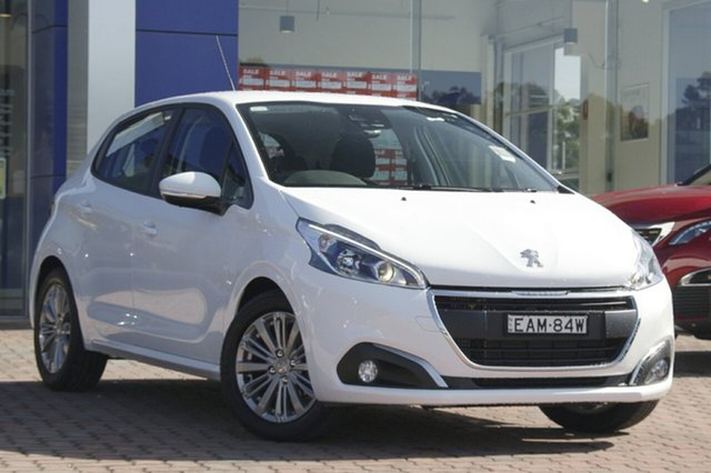 Discounted Demonstrator, Demo, Near New Peugeot 208 Active, Warwick Farm, 2018 Peugeot 208 Active Hatchback