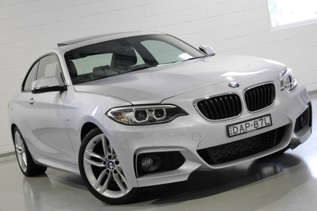 Used BMW 220i M Sport, Chatswood, 2015 BMW 220i M Sport Coupe
