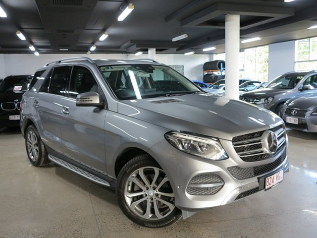 Used Mercedes-Benz GLE250 d 9G-Tronic 4MATIC, Albion, 2016 Mercedes-Benz GLE250 d 9G-Tronic 4MATIC Wagon