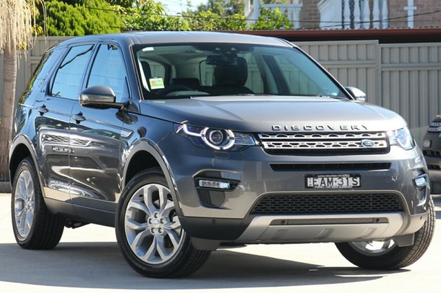 Demonstrator, Demo, Near New Land Rover Discovery Sport TD4 110kW HSE, Blakehurst, 2018 Land Rover Discovery Sport TD4 110kW HSE Wagon