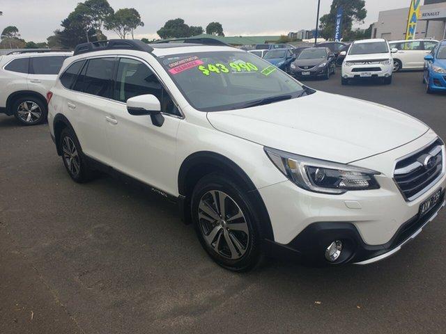 Used Subaru Outback 2.0D CVT AWD Premium, Warrnambool East, 2018 Subaru Outback 2.0D CVT AWD Premium Wagon