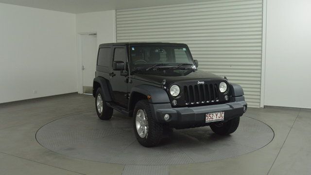 Used Jeep Wrangler Sport, Southport, 2015 Jeep Wrangler Sport Softtop