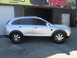 2008 Holden Captiva 60th Anniversary Wagon.
