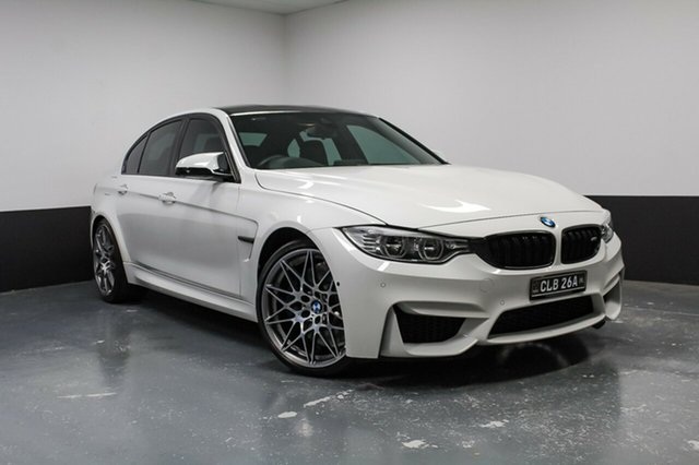 Used BMW M3 Competition M-DCT, Cardiff, 2016 BMW M3 Competition M-DCT Sedan
