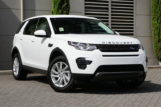Demonstrator, Demo, Near New Land Rover Discovery Sport Si4 177kW SE, Cannington, 2019 Land Rover Discovery Sport Si4 177kW SE Wagon