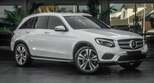 Used Mercedes-Benz GLC250, Bowen Hills, 2015 Mercedes-Benz GLC250 Wagon