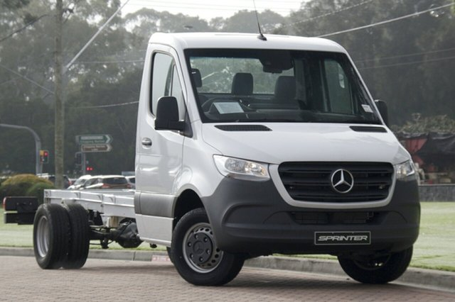 Discounted New Mercedes-Benz Sprinter 519CDI LWB 7G-Tronic, Warwick Farm, 2018 Mercedes-Benz Sprinter 519CDI LWB 7G-Tronic Cab Chassis