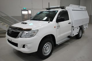 2015 Toyota Hilux SR Cab Chassis.