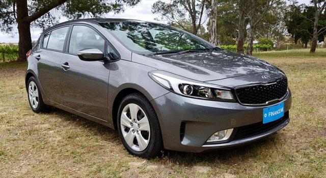 Used Kia Cerato S, Tanunda, 2018 Kia Cerato S Hatchback