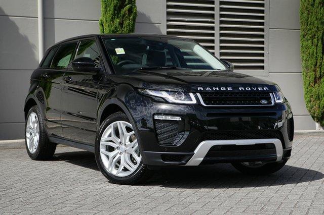 Demonstrator, Demo, Near New Land Rover Range Rover Evoque TD4 110kW SE Dynamic, Cannington, 2018 Land Rover Range Rover Evoque TD4 110kW SE Dynamic Wagon