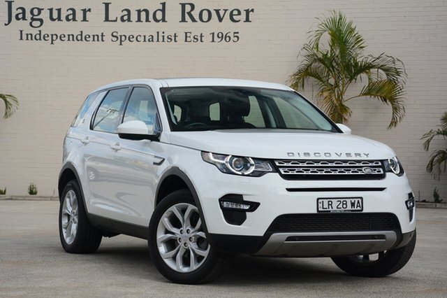Used Land Rover Discovery Sport SD4 HSE, Welshpool, 2016 Land Rover Discovery Sport SD4 HSE Wagon