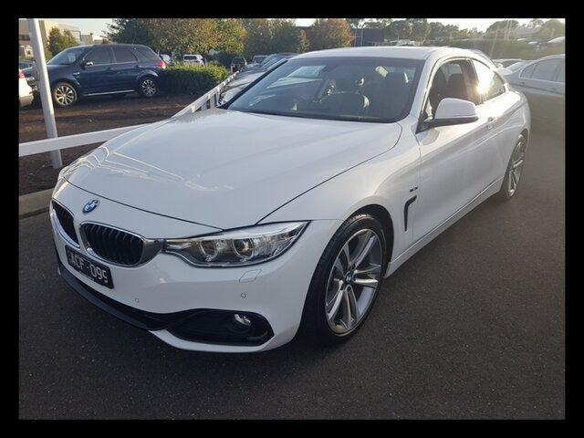 Used BMW 420i Sport Line, Clayton, 2014 BMW 420i Sport Line Coupe