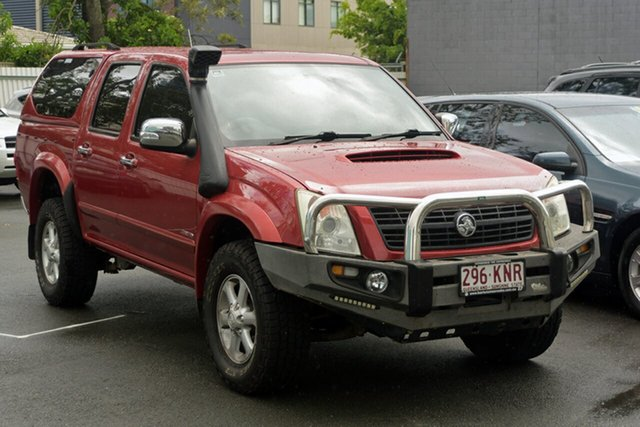 Used Holden Rodeo LT Crew Cab, Southport, 2007 Holden Rodeo LT Crew Cab Utility