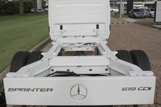2018 Mercedes-Benz Sprinter 519CDI LWB 7G-Tronic Cab Chassis.