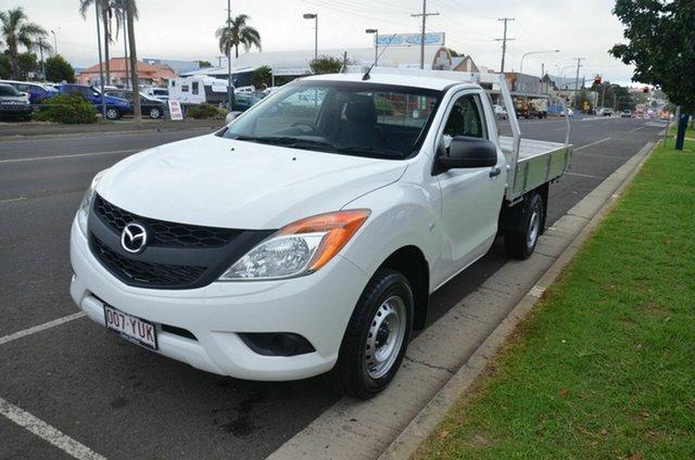 Used Mazda BT-50 XT (4x2), Toowoomba, 2013 Mazda BT-50 XT (4x2) Cab Chassis
